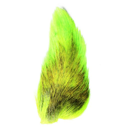bucktail_chartreuse