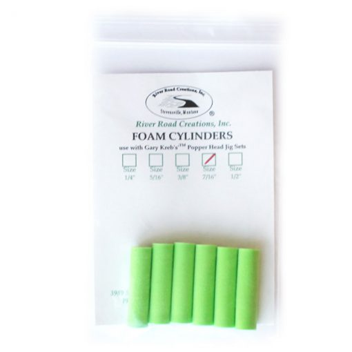riverroad_hardfoamcylinders_green